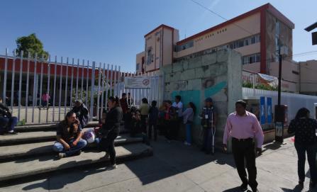 Médicos residentes de Oaxaca se suman a paro nacional