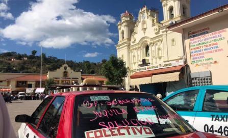 Abren camino alterno al Pedimento de la Virgen de Juquila, tras bloqueo de Yaitepec
