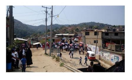 Defensoría llama a solución pacífica en lío entre Yaitepec y Juquila