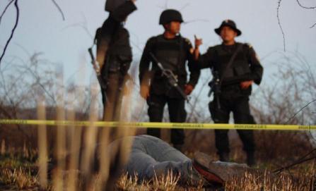 En Oaxaca, 247 homicidios dolosos en primer trimestre; 2.7 diarios