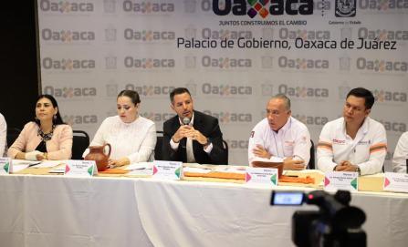 Reforzarán seguridad en límites de Oaxaca con Veracruz