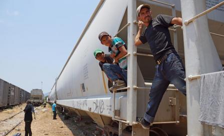 Deriva en zafarrancho operativo contra migrantes en Oaxaca