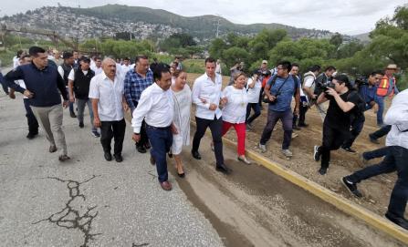 Gobierno local apuesta por la recuperación y seguridad en la Central de Abasto