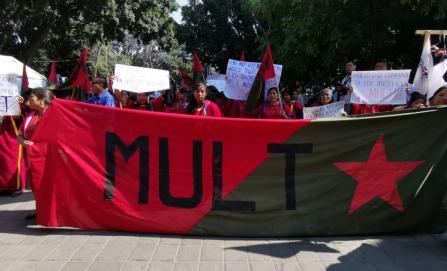 Triquis critican intención de AMLO de recortar presupuesto a pueblos indígenas