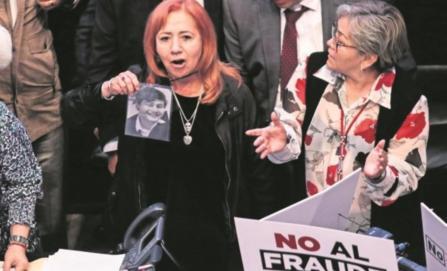 En duda, si Rosario Piedra cumple con lo que dice la ley para encabezar la CNDH