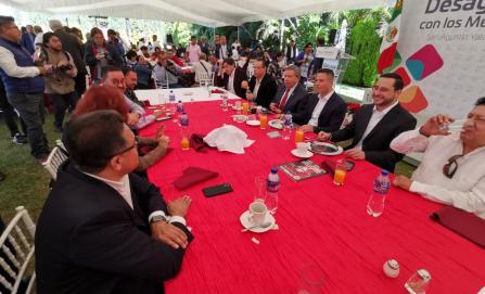 Refrenda Gobierno de Oaxaca vocación de respeto a la libertad de expresión: Alejandro Murat