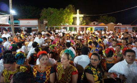 Suspenden Velas en Juchitán para prevenir propagación de coronavirus