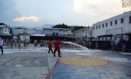 Ante Covid-19, continúan medidas preventivas en 10 prisiones de Oaxaca