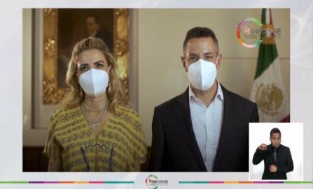 Resalta Murat atención a la pandemia y reactivación económica en Cuarto Informe