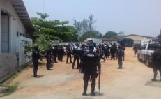 Reportan que el enfrentamiento se dio entre elementos de distintas corporaciones policiales