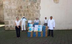Fundación Alfredo Harp Helú dona un millón de pesos en trajes de protección para personal médico de ocho hospitales