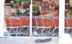 Saqueadores del Chedraui de Xoxo enfrentan cargos por robo violento en pandilla; están en prisión preventiva
