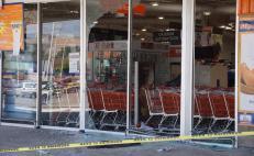 Vinculan a proceso a tres por robo violento a Chedraui de Xoxo; se indaga a más personas