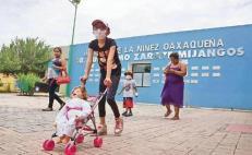 Advierten falta de equipo en el Hospital de la Niñez Oaxaqueña para hacer frente al Covid-19
