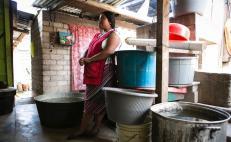 Ante pandemia, CNDH pide garantizar derecho al agua a Ayutla Mixe; lleva más de mil días de sed