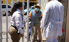 Universidades de Oaxaca retiran a estudiantes de medicina de hospitales ante riesgo por Covid-19