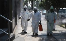 México llega a 3 mil 441 casos de coronavirus; hay 194 muertos