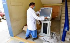 Entregan cinco ventiladores para pacientes por Covid-19 en Oaxaca; comprarán 100 equipos médicos