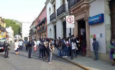 Denuncian entrega de apoyos sociales en Oaxaca sin medidas de seguridad por Covid-19