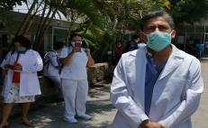 Personal del ISSSTE en Oaxaca se ampara por falta de equipo para atender casos de Covid-19