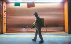 México suma mil 569 muertos y 16 mil 752 contagios por Covid-19