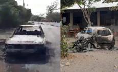 """Solicitan a CNDH medidas cautelares """"urgentes"""" por hechos violentos en San Mateo del Mar"""
