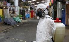 Van 2 mil 961 muertes por Covid-19 en México; hay 29,616 contagios