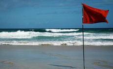 Mar de fondo dejará olas de hasta tres metros en costa oaxaqueña