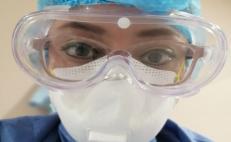 """""""Me aislé de mi hija y de mi madre, celebraremos por videollamada"""": enfermera de Covid-19"""