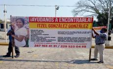 A casi dos meses, cae en Tuxtepec presunto responsable de la desaparición de la joven Itzel