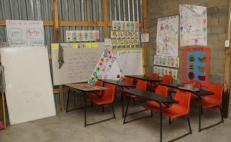 No hay condiciones sanitarias en 14 mil escuelas de Oaxaca para volver a clases en mayo: Sección 22
