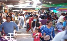Agencia Guadalupe Victoria pide aislarse a ciudadanos que acudan a la Central de Abasto