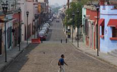 Oaxaca acumula 2 mil casos positivos por Covid-19; suman 218 fallecimientos