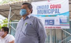 """Habitantes de Ciudad Ixtepec se oponen a Unidad Covid-19; piden reubicarla por """"alto riesgo"""""""