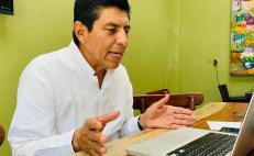 """Acusa Jara """"campaña sucia"""" por investigación de nexos de edil de San Blas Atempa con el narco"""