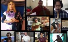 """Músicos de 4 países se unen para interpretar """"La Llorona"""", como un himno de resistencia ante la pandemia"""