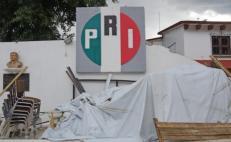 CEN del PRI presenta denuncia por violencia contra su comité en Oaxaca