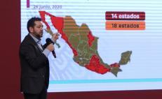 Cumple Oaxaca un mes en semáforo rojo; no descienden contagios de Covid-19