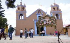 Celebra San Pedro Ixtlahuaca fiesta patronal de 3 días pese a llamados de autoridades de salud
