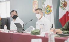 Bajan 30% delitos de alto impacto, a 5 meses del blindaje de la frontera entre Oaxaca y Veracruz