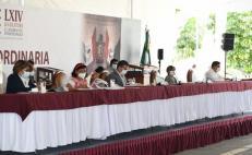 Emite Congreso local seis exhortos a municipios con denuncias por violencia política contra mujeres