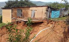 Declaran en emergencia 8 municipios por deslizamiento de ladera; suman 14 en la Cañada