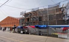 Extienden otra semana cierre del comercio en Juchitán por Covid-19