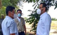 Buscan ampliar área Covid-19 en hospital de Tuxtepec tras aumento de casos