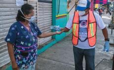 Decreta Tuxtepec uso obligatorio de cubrebocas; multas o arresto de 36 horas para quien incumpla