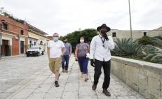 Pandemia de Covid-19 se mantiene activa en 103 de los 570 municipios de Oaxaca
