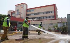 Denuncian 145 trabajadores de contrato del Hospital Civil, que fueron excluidos del bono Covid