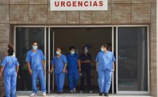 Se han contagiado de Covid-19 mil 964 trabajadores de la salud en Oaxaca