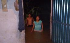 Lluvias pegan a la Cuenca; reportan carreteras afectadas y viviendas dañadas en Usila