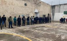 Aseguran a 64 migrantes indocumentados en Nochixtlán, entre ellos dos menores de edad